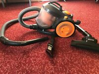 Vax AWC01 Power 3 Bagless Cylinder Vacuum Cleaner