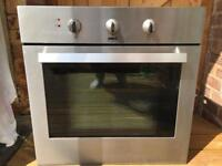 Zanussi built in oven