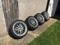 "Audi wheels, genuine speedlines 19"" bbs"