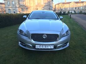 JAGUAR XJ LONG WHEEL BASE