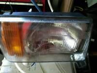 Lancia delta headlights (various)