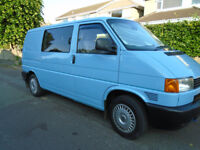 Our VW T4 800 Special Campervan for sale