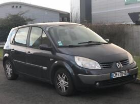 Renault Megane scenic LHD..French registered..left hand drive..MPV