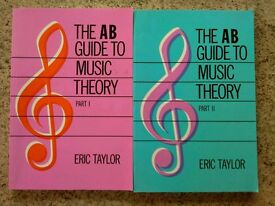 The AB Guide To Music Theory part 1 and 2