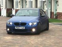 BMW 335i manual