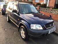 Honda Cr-V 2.0 i ES Station Wagon Automatic, mot, 5dr (sun roof, a/c)799