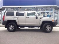 2007 Hummer H3 LEATHER/SUNROOF/4X4-ALL IN PRICING-$205 BIWEEKLY