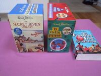 Selection of children's books and boxed sets, all in very good condition