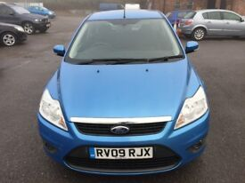 Ford Focus 1.6 Style 5dr 2009 (09 reg), Hatchback(30 days warranty)£2499
