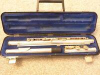 Grassi silver plated flute