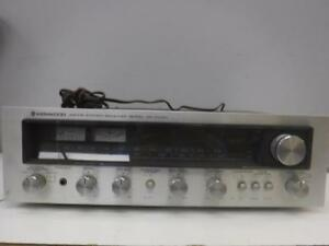 Kenwood AM/FM Receiver. We Buy And Sell Home Audio Equipment. - 103618 - OR109404