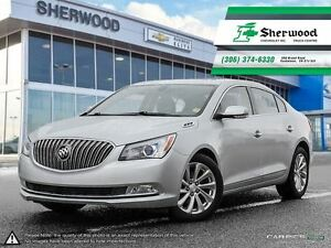 2014 Buick LaCrosse CXL Only 44,000KMS & PST PAID!!