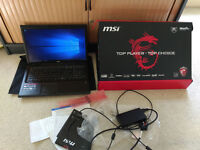 Gaming Laptop MSI GP70 2QE Leopard