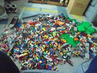 LEGO 11 KILOS MIXED