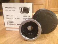 Leicaflex R 2x extender