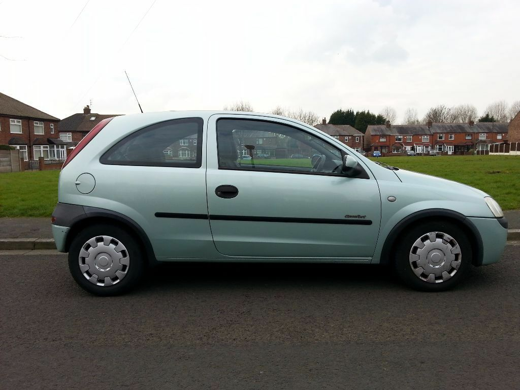2001 vauxhall corsa long mot for sale in whiston merseyside gumtree. Black Bedroom Furniture Sets. Home Design Ideas