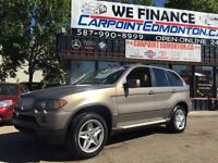 2004 BMW X5 4.4i CLEAN CAR-PROOF ONLY $7950