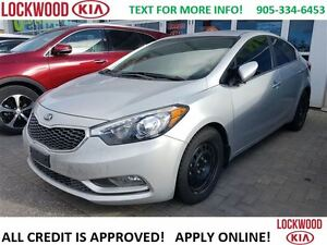 2016 Kia Forte EX - SNOW TIRES AND RIMS INCLUDED