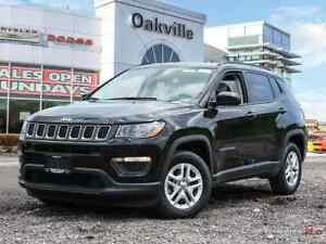 2018 Jeep Compass SPORT | BACK UP CAM | BLUE-TOOTH | 6 SPEED |