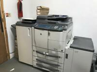 Konica Minolta bizhub 750 / Printer / scanner