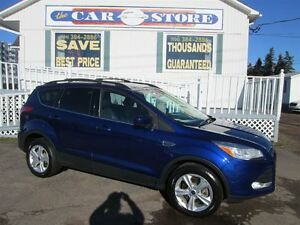 2013 Ford Escape SE 4WD!! NAVIGATION!! HEATED LEATHER!! POWER EV