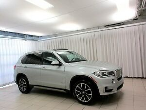 2016 BMW X5 35i x-DRIVE SUV w/ BLUETOOTH, HEATED LEATHER/STEER