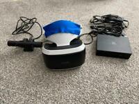 Ps VR + Ps camera