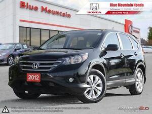 2012 Honda CR-V EX-L AWD **$107 Wkly Zero Down**