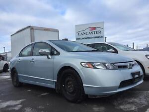 2007 Honda Civic Hybrid CVT