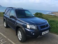 FREELANDER COMMERCIAL TD4 SWB 2006 104,000 miles NO VAT 3 DOOR