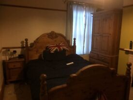 Large bedroom in Poole centre