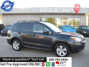 2014 Subaru Forester 2.5i Touring SUNROOF, HTD SEATS, BLUETOOTH,