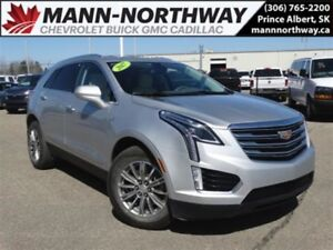 2017 Cadillac XT5 Luxury | Safety Package, Leather, Sunroof, AWD