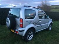Suzuki jimny / jimmy only 72000 miles 4x4 not Landrover off road / roader