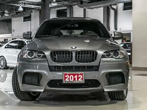 2012 BMW X6 M EXECUTIVE|HEADS-UP|555HP