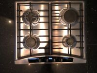 NEFF four ring gas hob