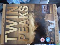DVD Boxsets - Twin Peaks, Lost, Homeland
