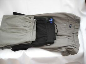 """3 pairs of mens trousers 36"""" waist"""