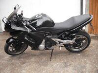 Kawaski EX650 A7F one owner machine Reduced to £1295