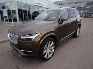 2016 Volvo XC90 T8 Demo, Most awarded SUV of the century!!!!