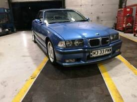 Bmw e36 M3 ( manual conversion)