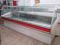 FREE serve over counter fridge / refrigerated display unit