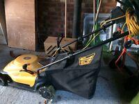 Jcb rotary mower