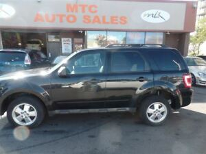 2011 Ford Escape XLT Automatic 3.0L, 4X4