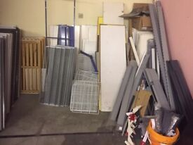 *** Shelving, Racking, Risers, Bases and more.***