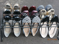 Assorted Lot of Stylish Womens Shoes size 5 to 6