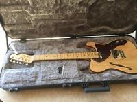 Fender telecaster America elite thinline