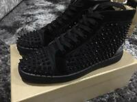 MENS AUTHENTIC 2018. LOUBOUTIN SNEAKERS (43)