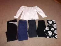 Ladies clothes size 14/16