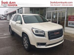 2013 GMC Acadia AWD PST PAID  **$1000 FREE Winter Tire Credit**